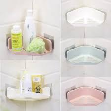 wall mounted kitchen corner storage holder bathroom shelf for bathroom wall shelf