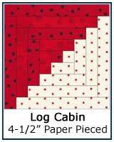 Free Paper Piecing Patterns Library & ... London Roads quilt block tutorial, paper pieced ... Adamdwight.com