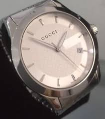 gucci 126 4. image is loading mens-genuine-gucci-g-timeless-ya126401-126-4- gucci 126 4 l