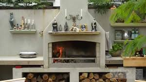 House And Garden Kitchens Al Browns Outdoor Kitchen Youtube