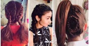 Alia Bhatt Hairstyle 8 super cute and easy hairstyles to steal from alia bhatt popxo 7174 by stevesalt.us