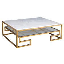 lillian august blake stone top cocktail table