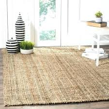 9x12 jute rugs jute rugs casual natural fiber hand woven natural accents chunky thick jute rug