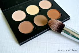 best contour brush. with your contouring brush select a bronzer that best suits skin tone. for this contour