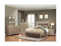 Simmons Upholstery Hollywood 1008 Queen Bedroom Group - Dunk & Bright  Furniture - Bedroom Groups