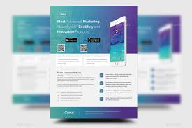 mobile app promotion flyer templates by rtralrayhan graphicriver 01 mobile app digital agency promotion flyer poster psd template jpg