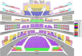 32 Abiding Seating Plan Opera House
