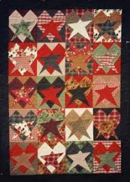 Barn Crazy About Hearts and Stars Quilt Pattern & Buggy Barn Crazy About Hearts and Stars Quilt Pattern Adamdwight.com