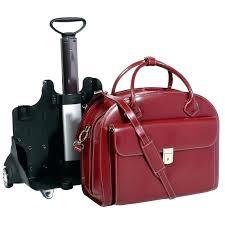 leather rolling laptop bag stylish rolling laptop bags types of office leather bags stylish roller laptop