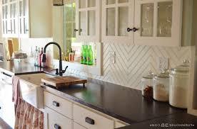 kitchen white glass backsplash. Image Of: Amusing Glass Backsplash Kitchen White Chevron Beadboard With Decor I