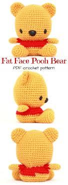 Winnie The Pooh Crochet Pattern Interesting Inspiration Ideas