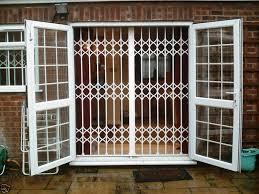 security gate for sliding gl doors door designs