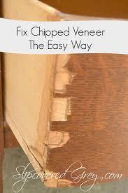 fix chipped veneer