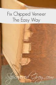 fix chipped veneer
