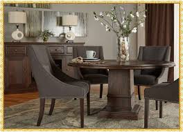 excellent rustic round dining table set contemporary best image
