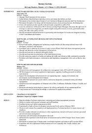 Devops Resume Devops Engineer Software Engineer Resume Samples Velvet Jobs 1
