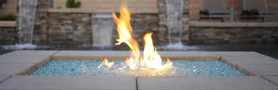 fire glass for fire pits elrene home fashions connor indoor outdoor fire glass pits