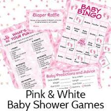 Unique Baby Shower Games & Activities — Distinctivs