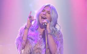 Kesha 2010 Chart Topper Keshas New Album Rainbow On Track For No 1 Debut