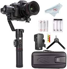 <b>Zhiyun Crane 2</b> , 3-axis <b>gimbal stabilizer</b> with grip: Amazon.co.uk ...