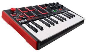 <b>MIDI</b>-<b>клавиатура Akai Pro</b> AKAI PRO MPK MINI MK2, MPK MiniMK2 ...