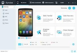 syncdroid backup android screenshot2