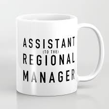 the office coffee mug. The Office Coffee Mug. Assistant (to The) Regional Manager - Mug O