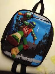 rugzak ninja turtles
