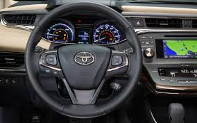 2013 Toyota Avalon Hybrid Photos, Specs, News - Radka Car`s Blog