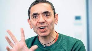 BioNTech'in CEO'su Prof. Dr. Uğur Şahin nazar boncuğu takıyor - Son Dakika  Flaş Haberler