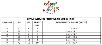 Footwear Size Chart India Vs Us Colour Me Mad Orange Printed Natural Cork Washable All Weather Vegan Made In India Peta Certified Changeable Insole Women Sandals Kolhapuri