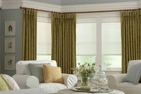 sunroom decorating ideas window treatments. Window Treatments, Pastel Green And Beige Motive High On The Ceiling Curtains With Light Sunroom Decorating Ideas Treatments E
