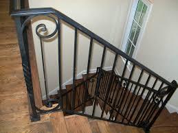 Wrought Iron Handrails Wrought Iron Stair Railing