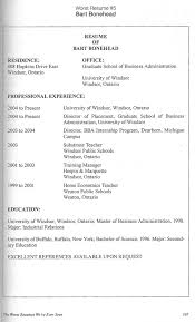 Ex Of Resumes Ex Of Resumes Fast Lunchrock Co Simple Resume Image 20192 Idiomax