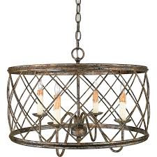 fresh creative metal cage chandelier 9809 intended for stylish house chandelier in a cage ideas