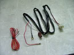 96 98 fog light install help oem stanleys pw jdm oem wiring kit close up of the password jdm fog light wiring harness fog light plug