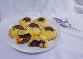 Olesi roti dengan susu cair. Resep Roti Sobek Tanpa Oven Tanpa Mixer Takaran Sendok Ala Anak Kost Oleh Meals For You Cookpad