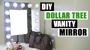 dollar tree diy vanity mirror large diy vanity mirror tutorial dollar diy glam room decor