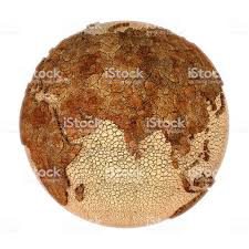 Barren Earth Asia Stock Photo - Download Image Now - iStock