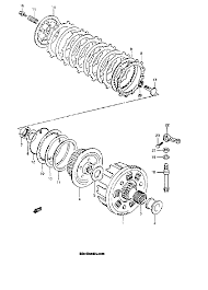 1985 suzuki lt250r quad racer clutch (model f g) parts best oem Lt250r Wiring Diagram schematic search results (0 parts in 0 schematics) 86 lt250r wiring diagram