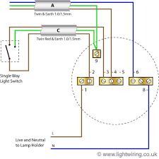 wiring diagram ceiling rose end of radial new colours circuit showy switch random 2 wiring diagram