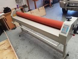 1600mm electric laminator cold for sign making vinyl on special offer