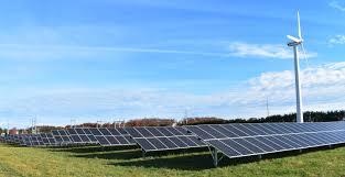 Traverse City Light Power M72 Solar Project