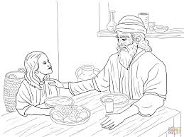 Small Picture Esther and Mordecai coloring page Free Printable Coloring Pages