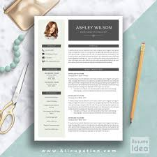 Resumes Examples Of Modern Templates Australia Resume Template