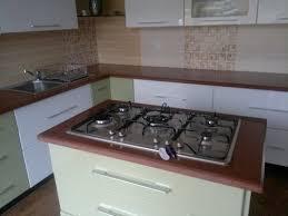 lakha red granite kitchen countertop
