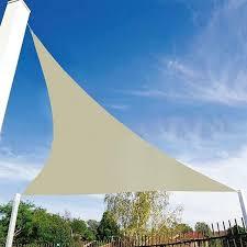12ft sun shade triangle waterproof
