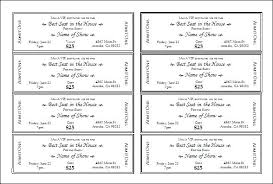 Create Tickets In Word Free Raffle Ticket Templates Follow These Steps To Create