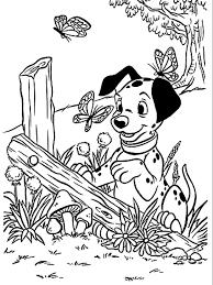 coloring page 101 dalmatians coloring pages 29