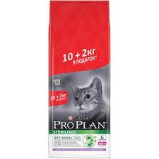 <b>Purina</b> Pro Plan (<b>Пурина</b> Про План): <b>сухой корм</b> для кошек